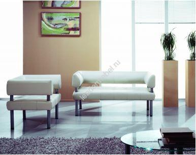 Офисный диван Бизнес Мебель