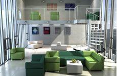 Офисный диван Magnum M2