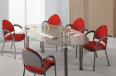 Столы Фокус Glass